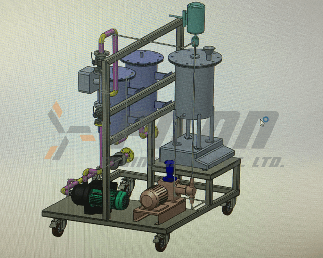 SKID MOUNTED SYSTEM
